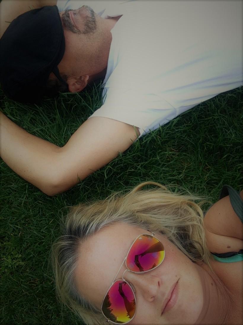 Chrissy and Stevo