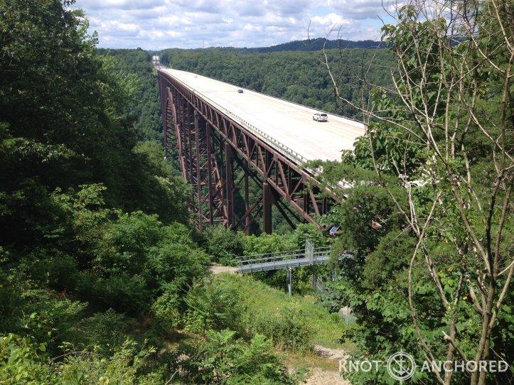2nd Lrgst Bridge In USA