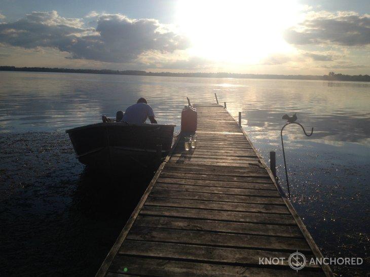 Last Boat Ride