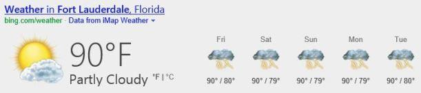 FTL Weather