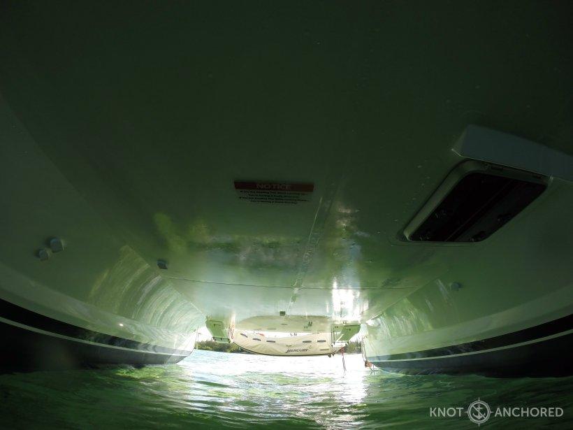 clean hull