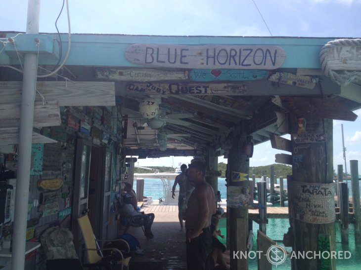 Compass Cay Marina