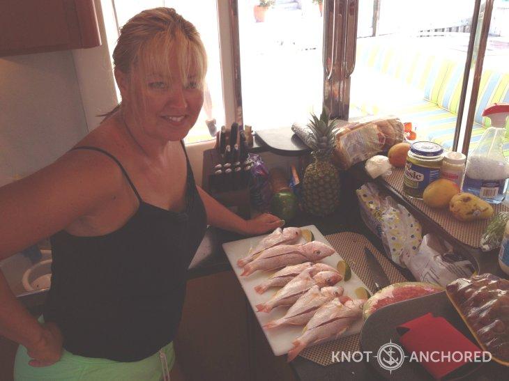 Fish prep