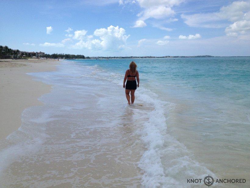 Turks beach 2