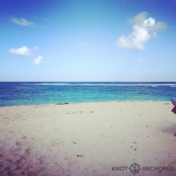 Anegada Beach at Peace and Plenty