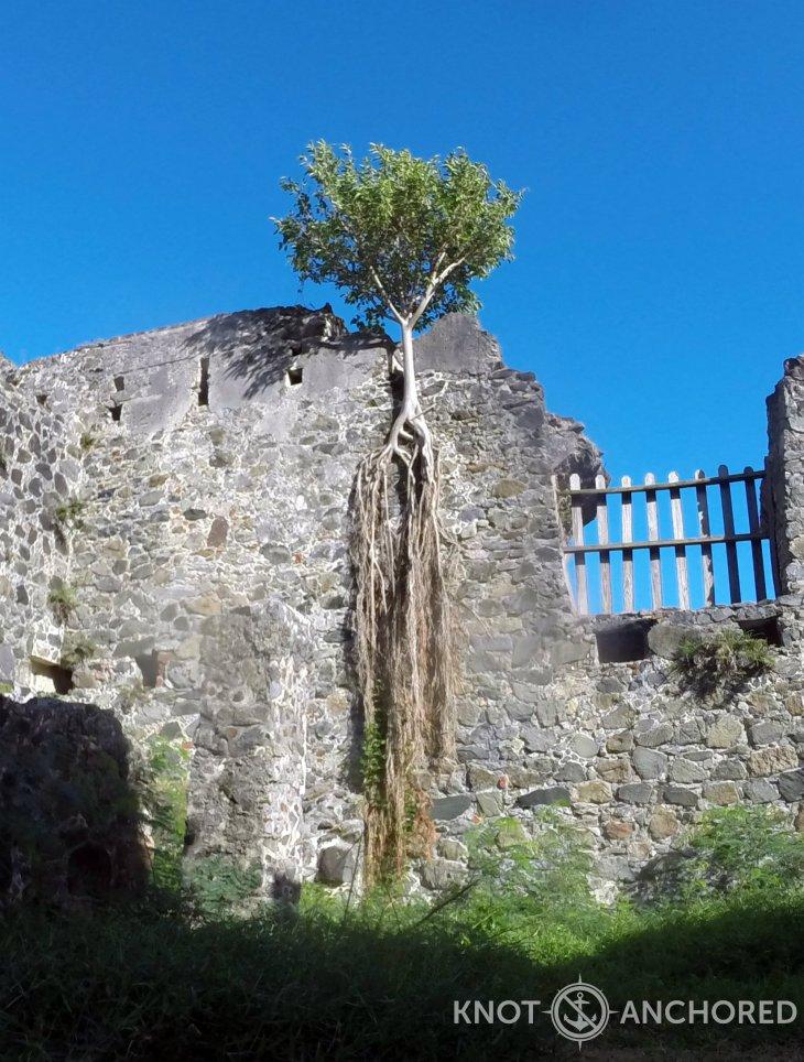 St John Ruins