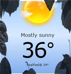 Oct 2nd Weather