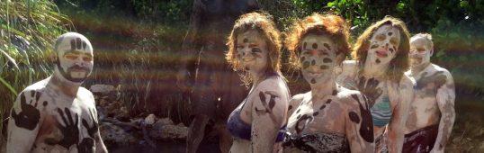 St Lucia mudbaths