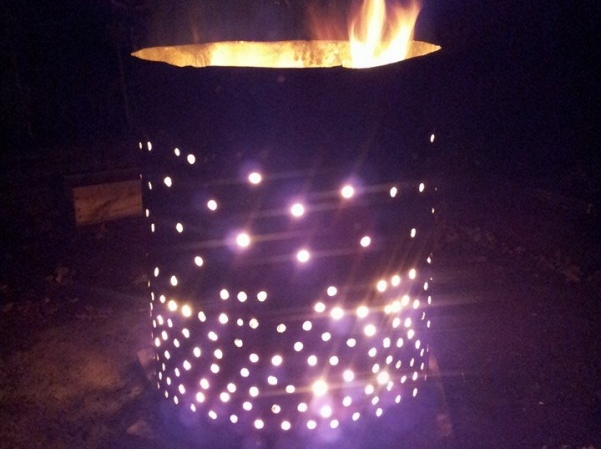 pretty burn barrel