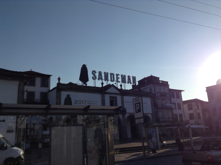 Sandeman, vila nova de gaia, portugal, port wine