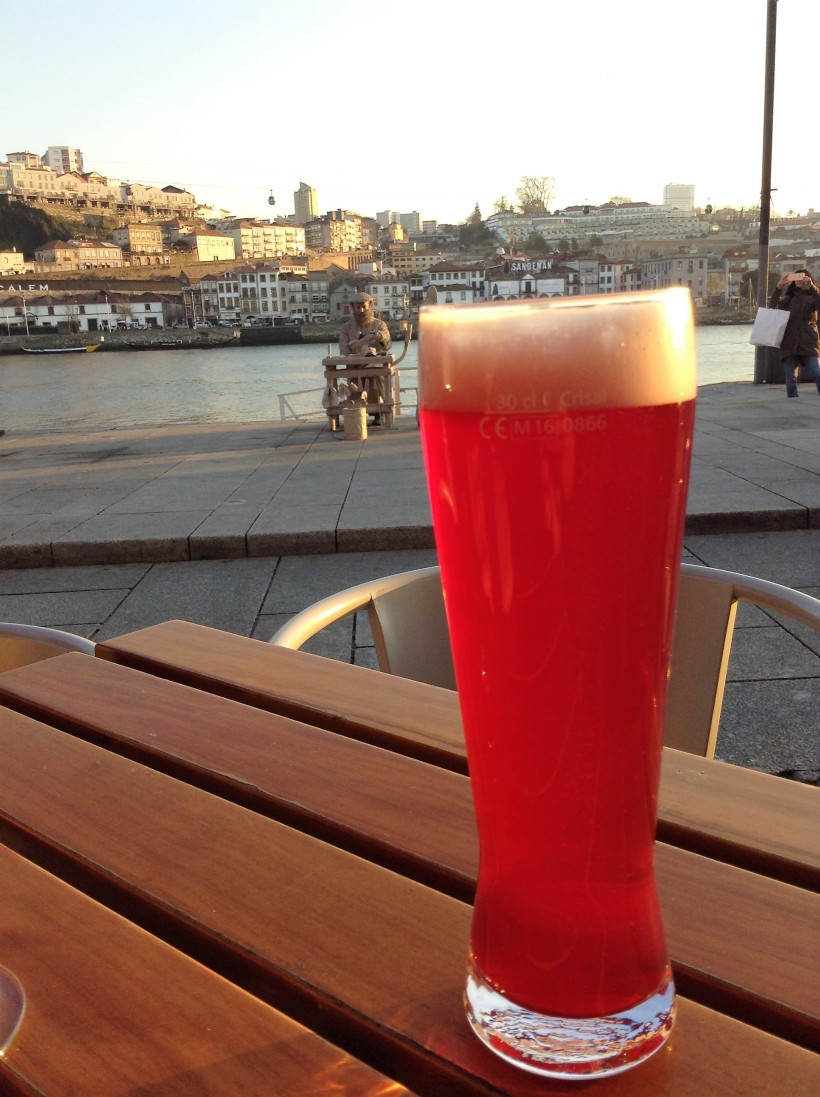 Tango, Sagres beer,Porto outdoors, cafes