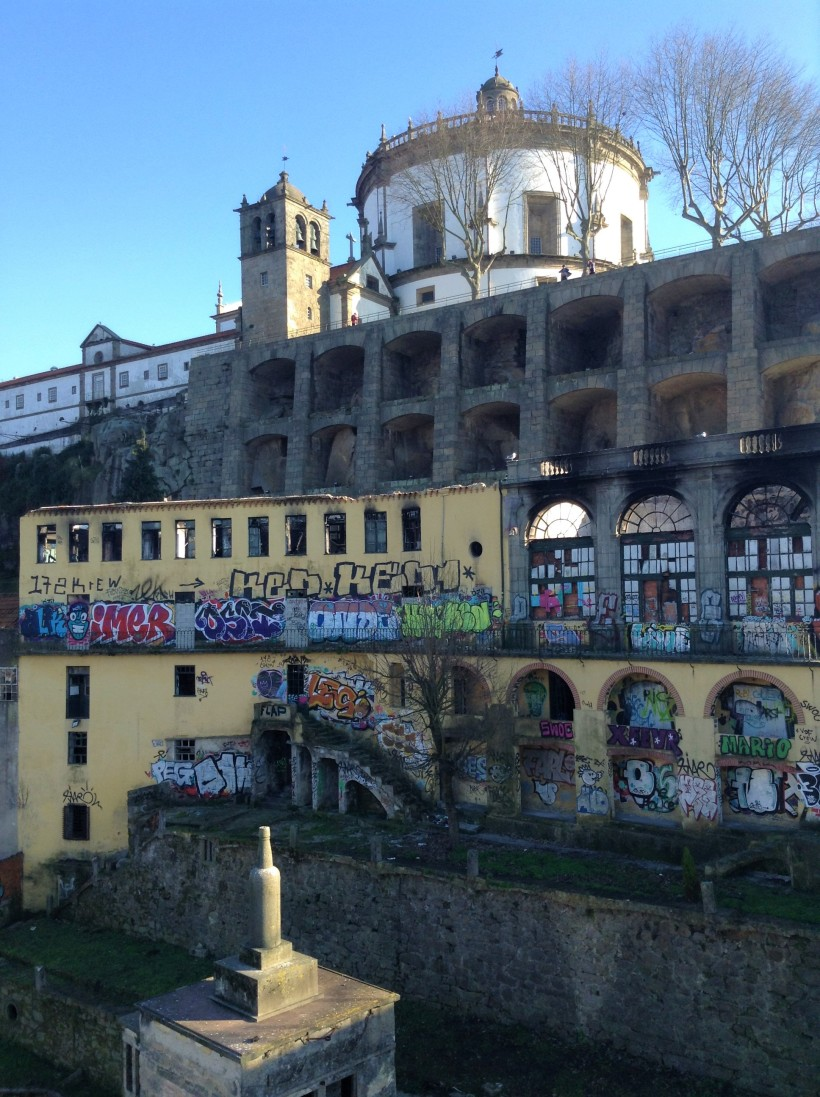 port house, Porto, Urban, graffiti,