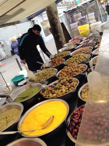 Paris Street Market