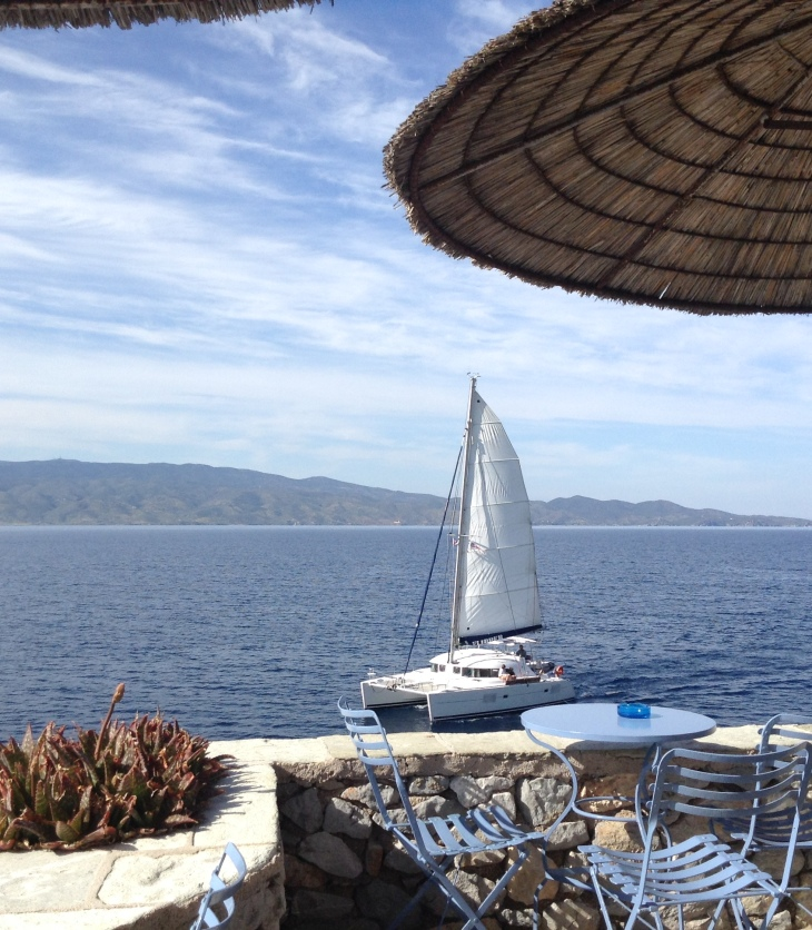 Sailing, Greece, Greek Islands, Adventure, catamaran, cruising