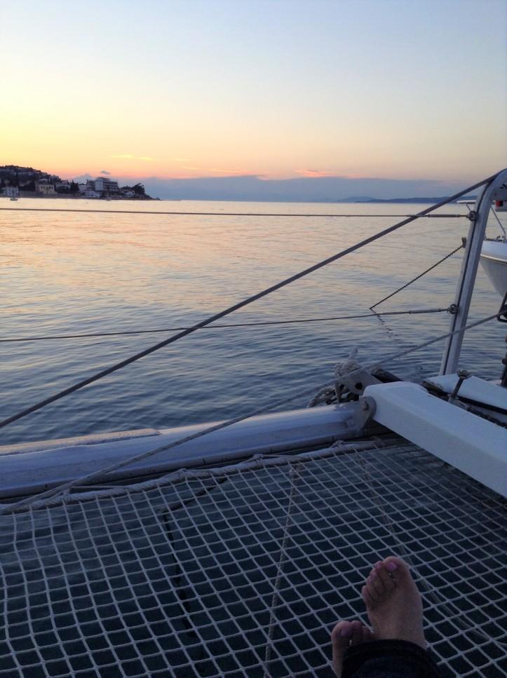 Greek Islands, catamaran, sailing vacation