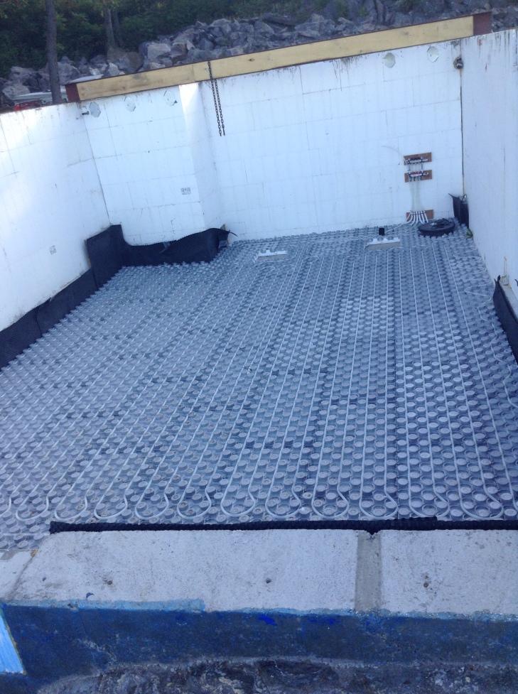 Iheated floors
