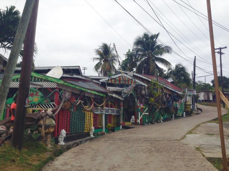 Caribbean bar, Mayreau, Rasta Robert