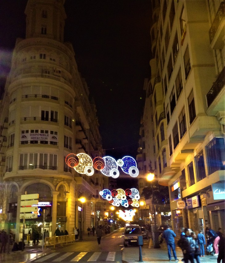 neon-street-decorations-Valencia-Spain-Falles